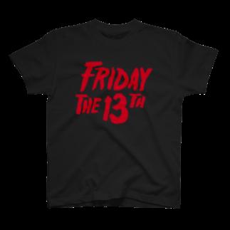 NIPPON DESIGNのFRIDAY THE 13TH T-shirts