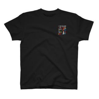 ワンポイントロゴ T-shirts