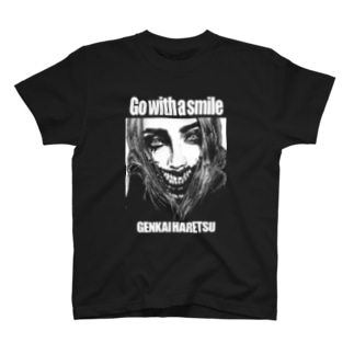 Go with a smile T-shirts