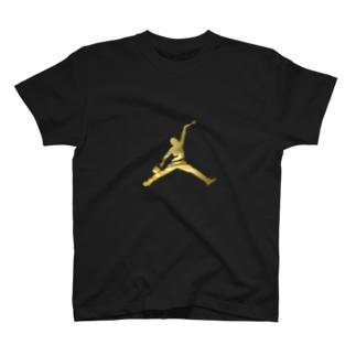 Brushman_Gold T-shirts