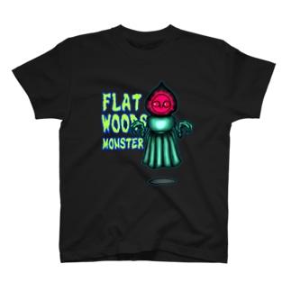 フラットウッズモンスター T-shirts