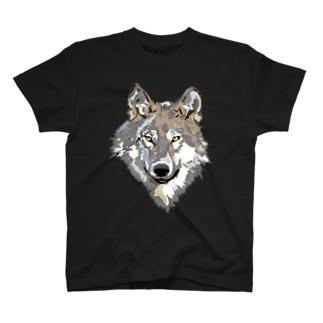 「Bloodthirsty Wolf」 T-shirts