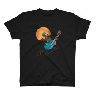ムーンロマンチスト T-shirts