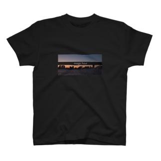 magic hour T-shirts