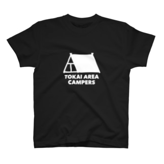 TOKAI AREA CAMPERS T-shirts