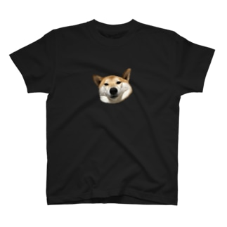 大福みたいな春菊ちゃん T-shirts