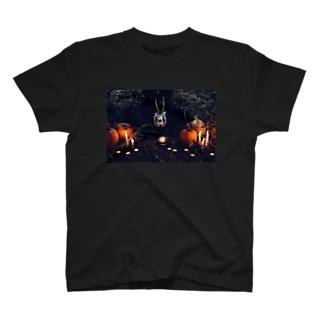 儀式 T-shirts