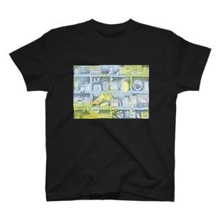 森の本棚 T-shirts