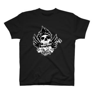 爆★楽 T-shirts