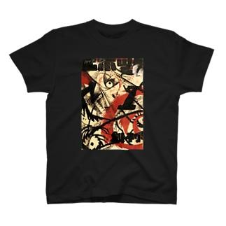 『エポック』 第1號(1922年10月)玉村善之助 カバーデザイン T-shirts