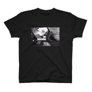 ゴミ漁りラット T-shirts