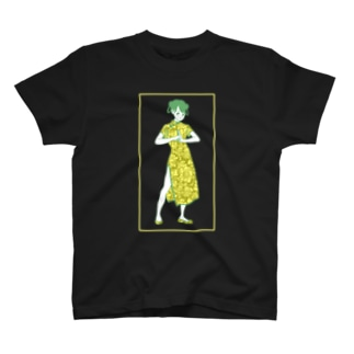 カンフーガール T-shirts