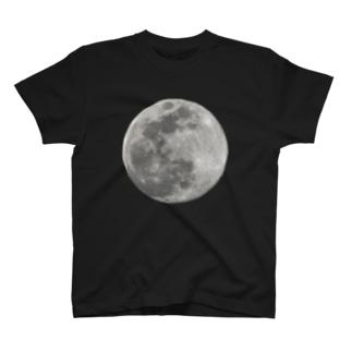 スーパームーン202004 T-shirts