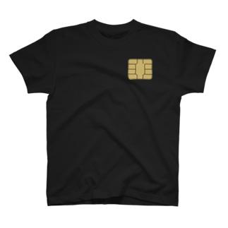 ICチップ T-Shirt