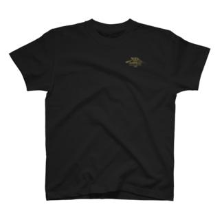 KGP_AMPED_ゴールド T-shirts