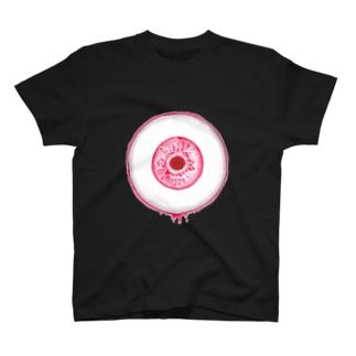 浮遊目玉 T-shirts
