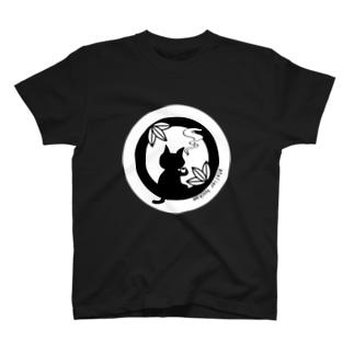 ちゃのみねこ T-shirts
