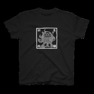 MAMA DAMONのアマビエさま T-shirts