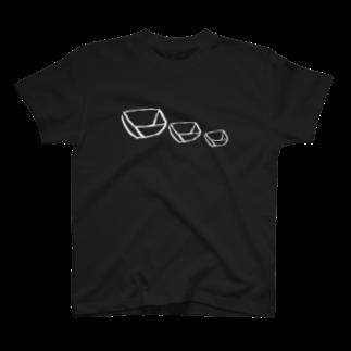 小ばち屋の小ばちTシャツ 【白線】 T-shirts