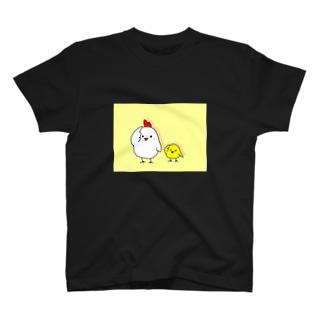 酉年の為に待機 T-shirts