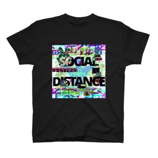 そーしゃるですたんす T-shirts