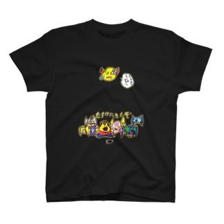 パックンマン T-shirts
