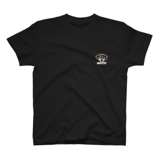 Puppy Vibesの#go out T-shirts