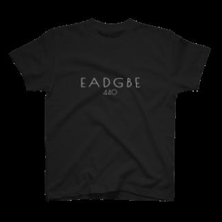 YSD商会の楽器テックTシャツ T-shirts