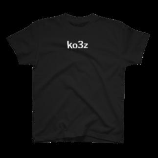 ko3z -京央惨事-のko3z  T-shirts
