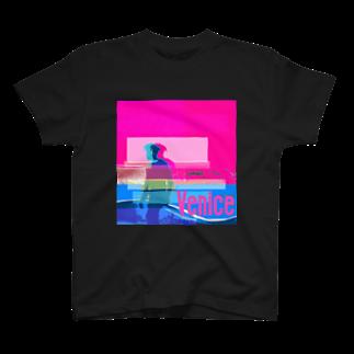 Vivehodie Apparelのvenice T-shirts