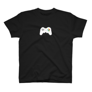 GameController white T-shirts