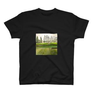 ゴルフ名ホール12 T-shirts