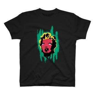 モリリン・マンロー T-shirts