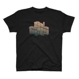 摩天楼 T-shirts