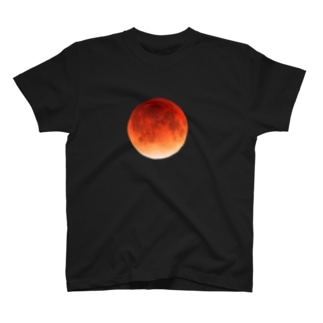 Red Moon T-shirts