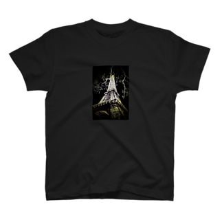 La tour Eiffel T-shirts