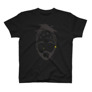 Face T-shirt (gray logo) T-shirts