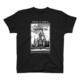 What is Today 04/15 東京デ〇ズニーランド開園の日 T-shirts