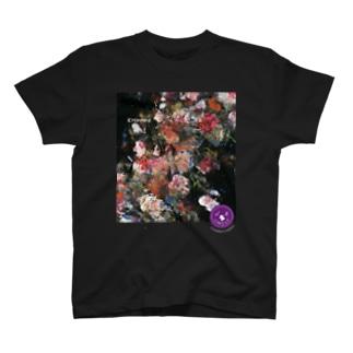 A.B.SMILE Creator's Salonのいちまるのり_月光(げっこう) T-shirts