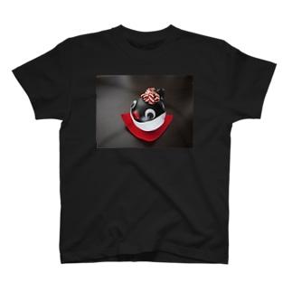 門司港のふぐ T-shirts