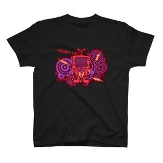 TV_MAN T-shirts