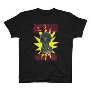雷神山古墳 T-shirts