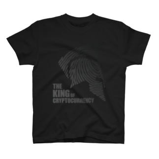The King(グラディーション)  T-shirts