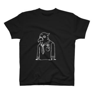 社員なトリさん T-shirts