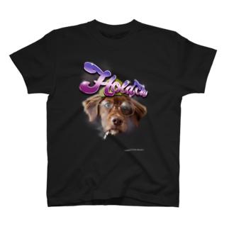 HOLD DOG T-shirts