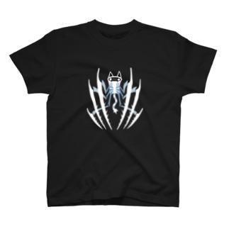 生き物TシャツB_01 T-shirts