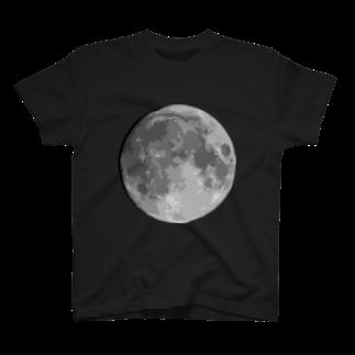 RI=PRODUCTの月 T-shirts