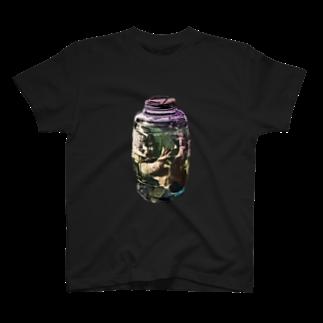 Marrowのbyebye T-shirts
