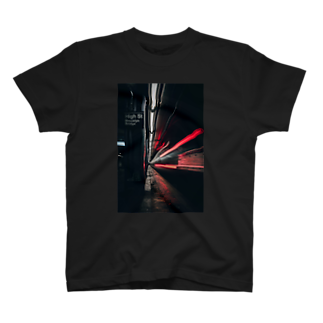 shottaro's roomのUnknown street T-shirts