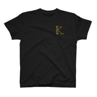 embroideryprint_K T-shirts